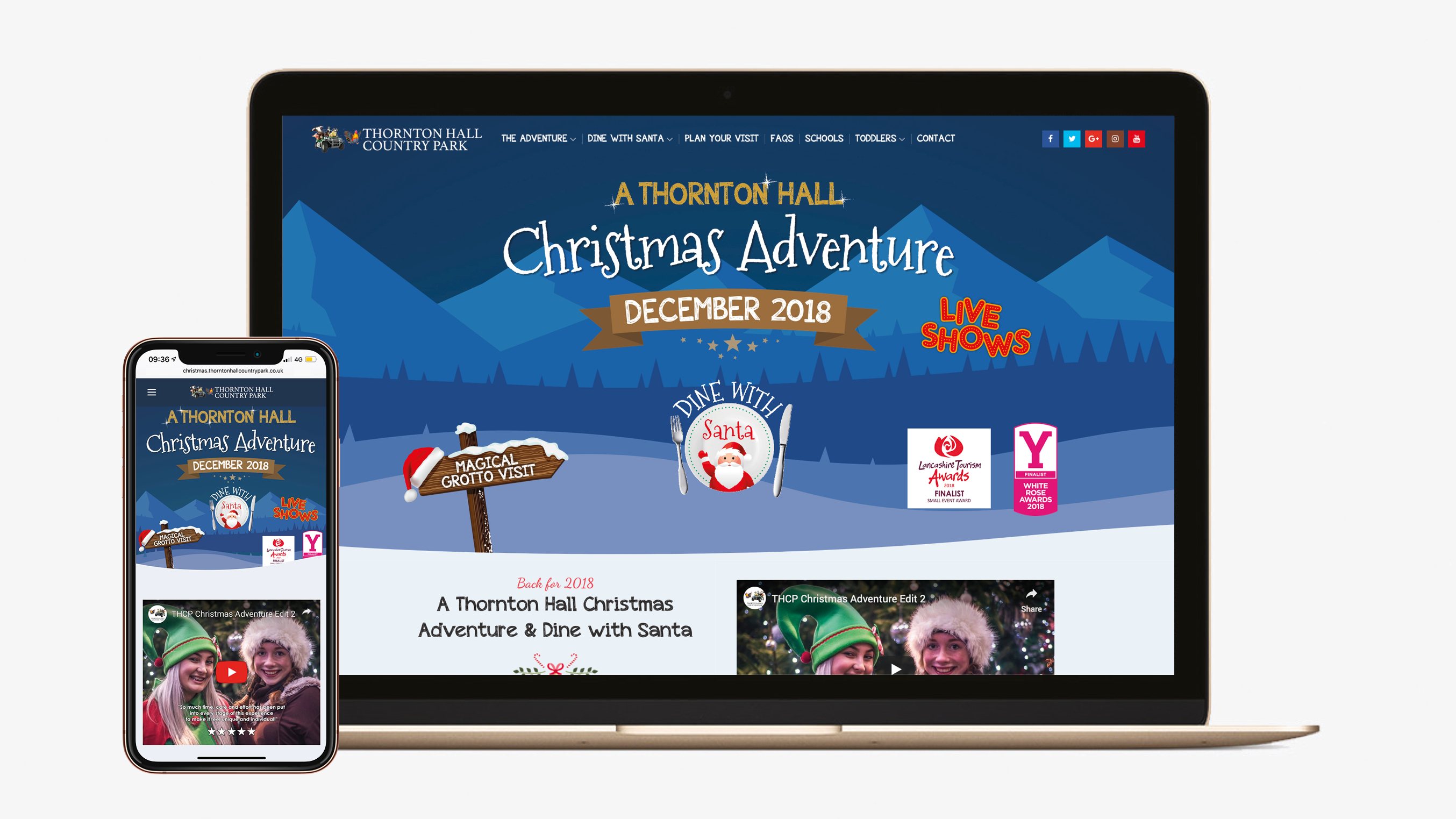 christmas-thorntonhallcountrypark