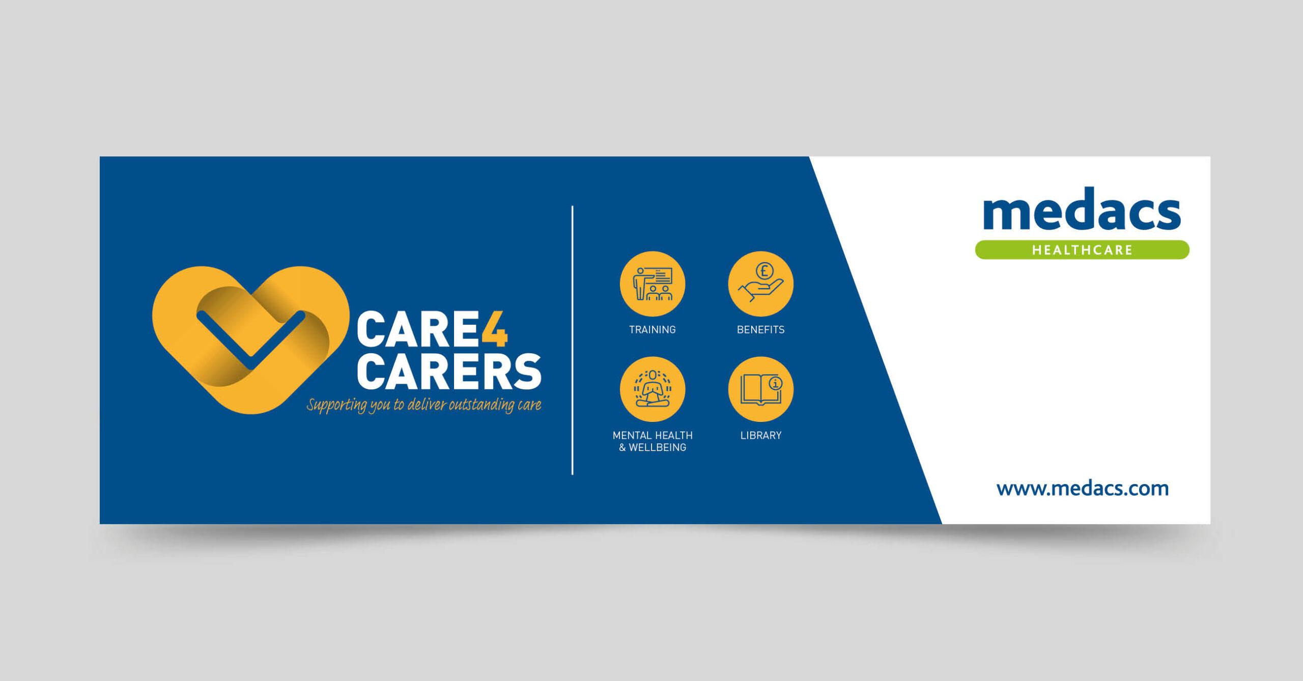 Medacs Wellbeing Service Logos