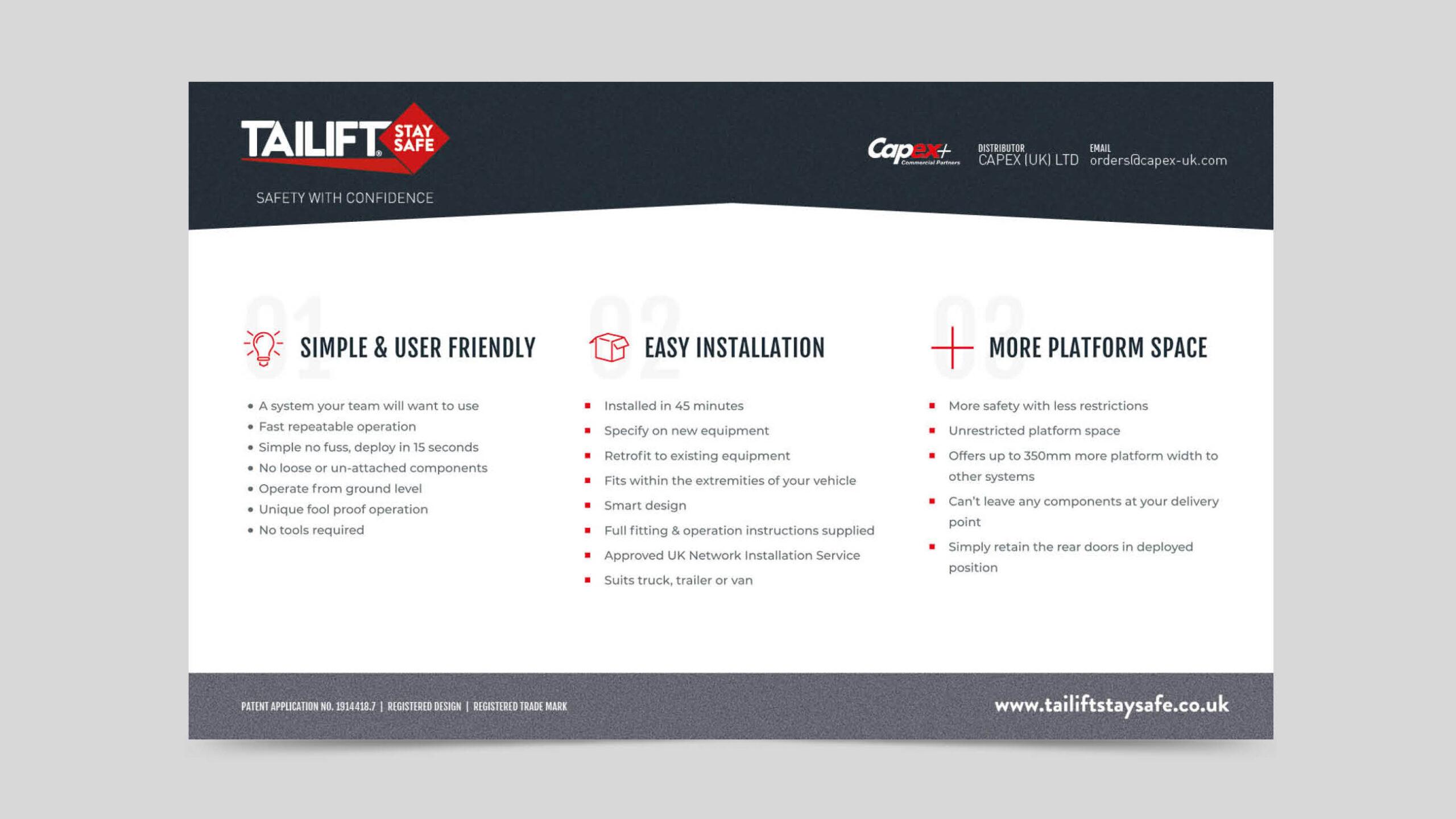Tailift PDF Presenter6