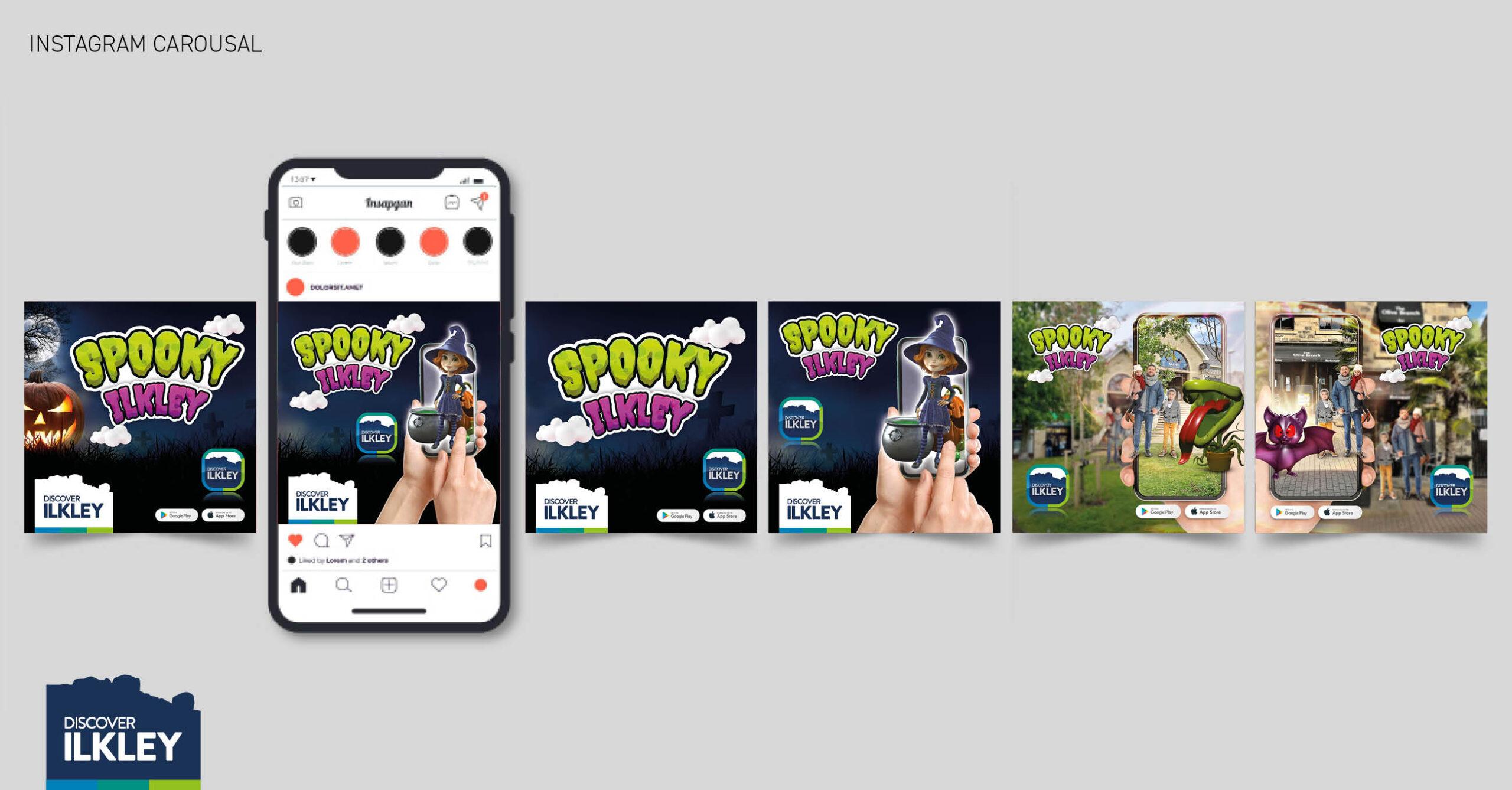 Discover Ilkley App