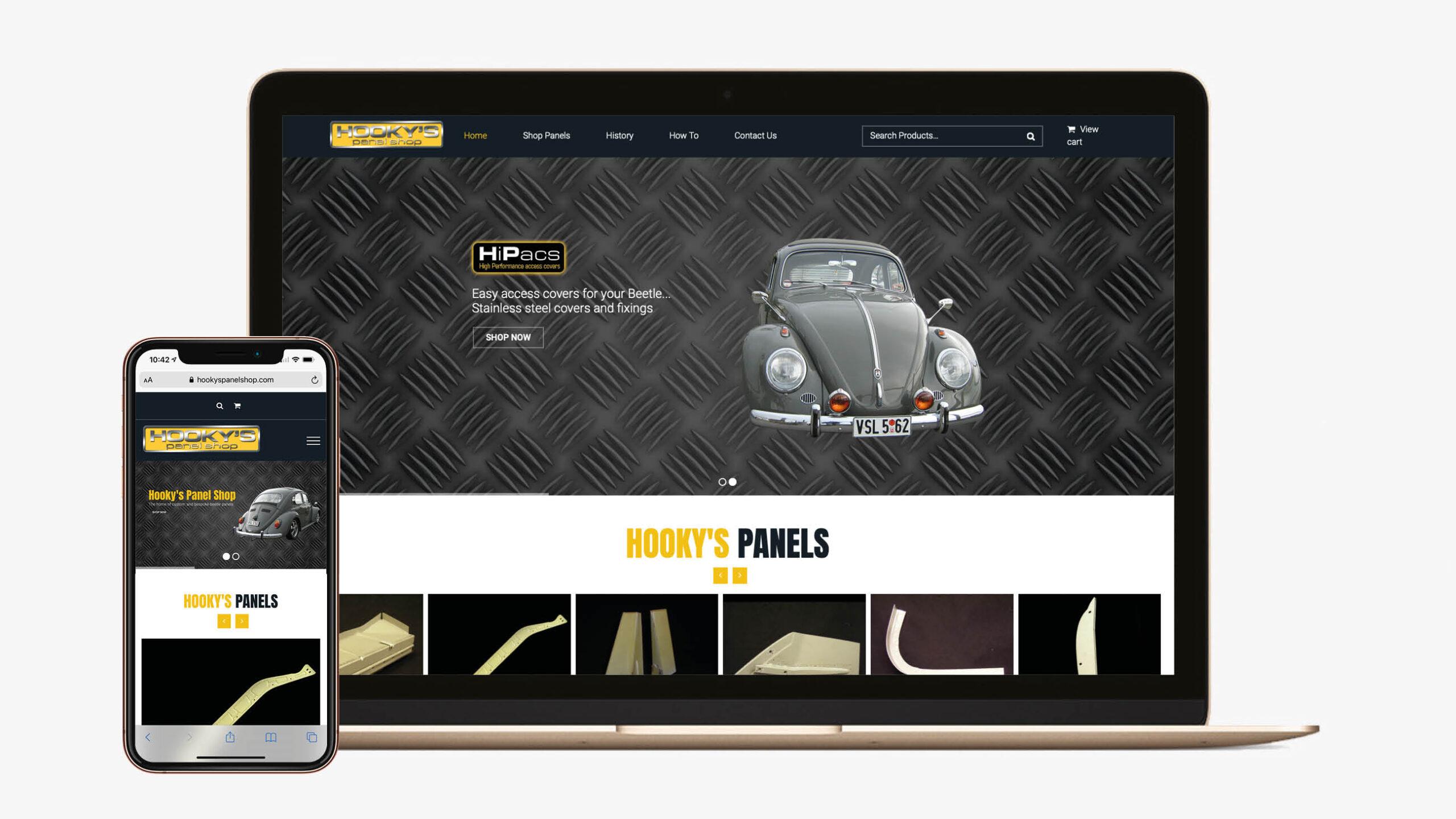 Hookies Panel Shop
